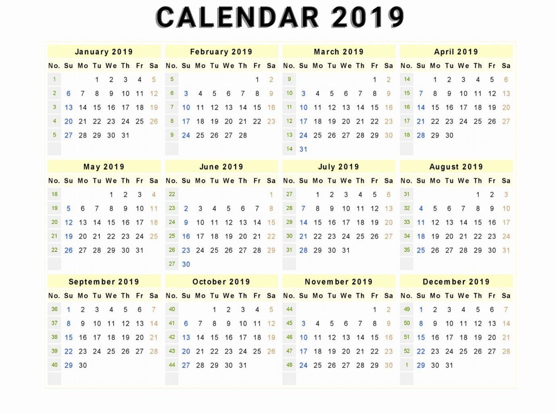 Canada 2019 12 Month Calendar Canada Canadaholidayscalendar Free Calendar Template Calendar Template Excel Calendar Template
