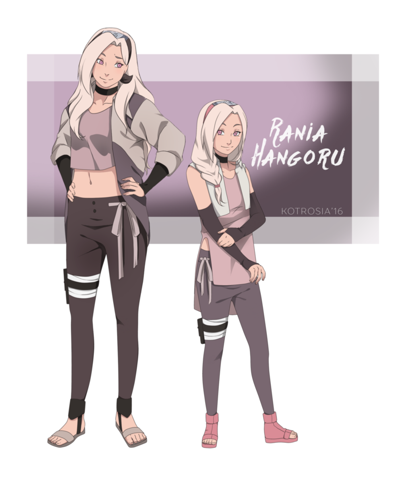 Rania Of 1 And 2 Season Art By Kotrosia Nbsp Paypal Commission Open Nbsp Anime Ninja Naruto Oc Characters Naruto Fan Art