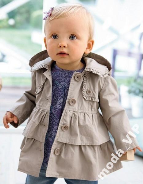 Wiosenny Plaszczyk Trench Plaszcz Trencz Kurtka 86 3881006897 Oficjalne Archiwum Allegro Baby Coats Girl Kids Outfits Baby Fashion