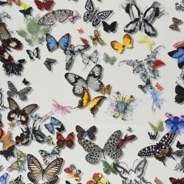 BUTTERFLY PARADE, Christian Lacroix, Designers guild / Cloudy and ...