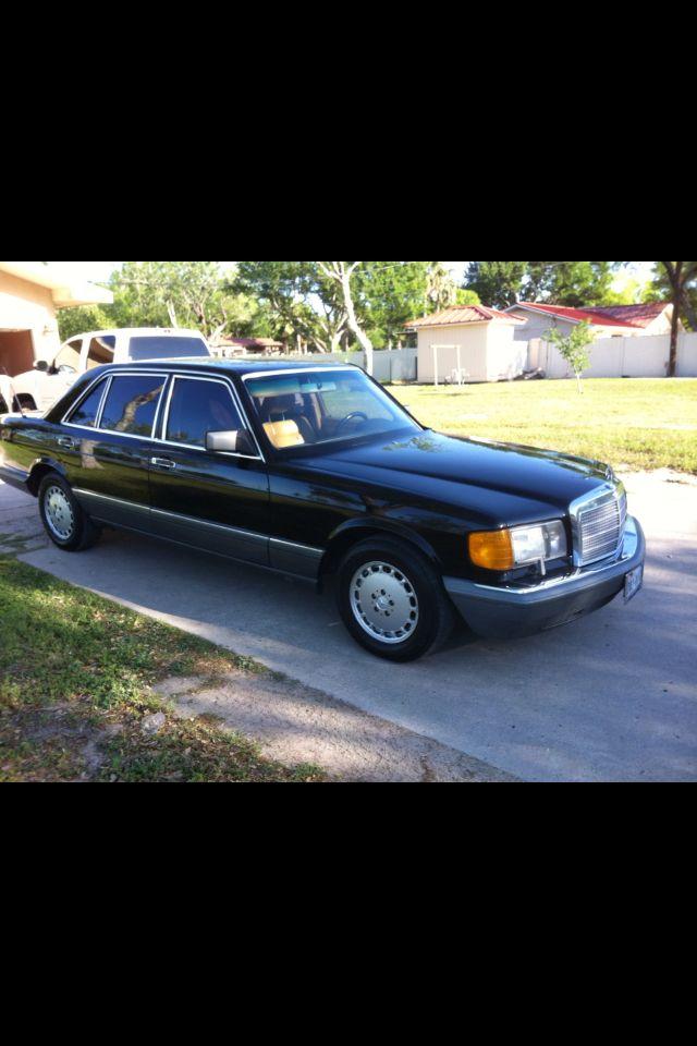 1990 Vintage Mercedes 560 SEL | My Toys | Pinterest | Cars