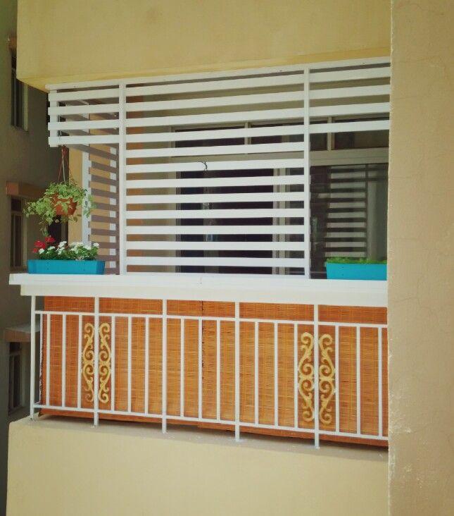 Balcony Garden Privacy Outdoor Curtains
