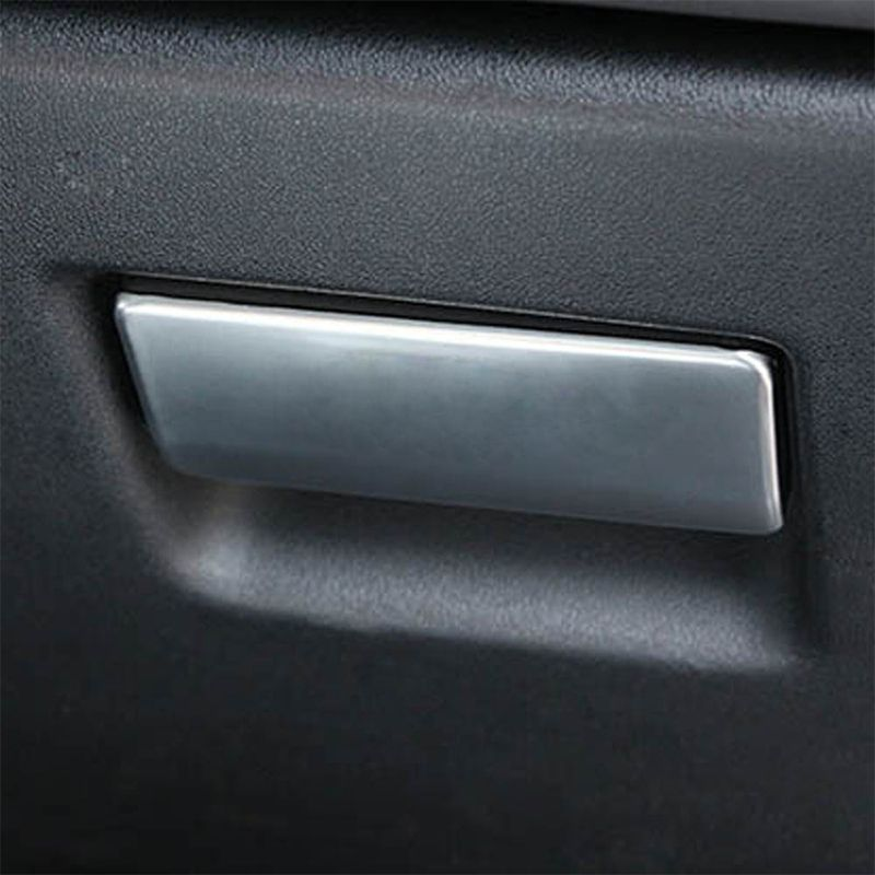 BBQFUKA Front Dashboard Glove Magic Box Handle Cover