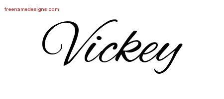 ca3fbbeba Cursive Name Tattoo Designs Vickey Download Free – Free Name Designs ...
