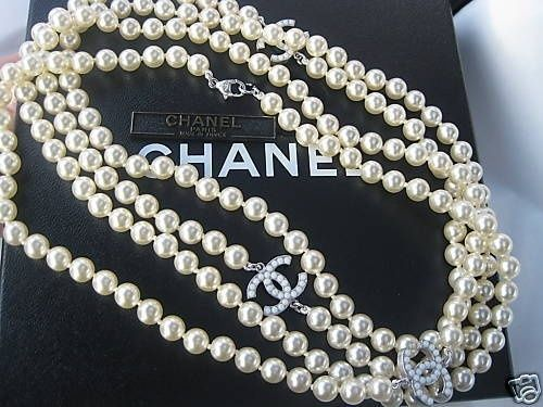 Chanel, chanel, chanel great-jewerly
