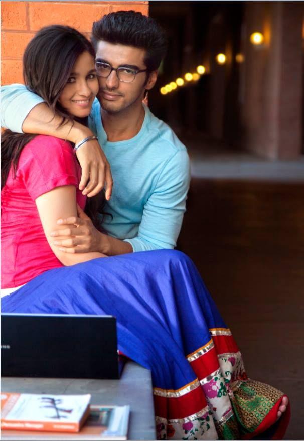 Alia Bhatt And Arjun Kapoor From 2 States Alia Bhatt 2 States 2