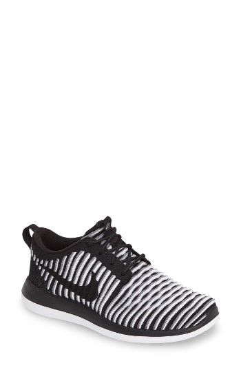 purchase cheap 988bf 215da Free shipping and returns on Nike Roshe Two FlyKnit Sneaker (Women) at  Nordstrom.com. Breathable Nike FlyKnit material provides a snug, sock-like  fit in a ...