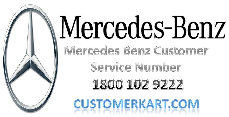 Mercedes Benz Customer Service Number  Toll Free Helpline Phone Number