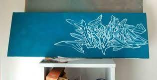 graffiti design for bedroom for sale - Recherche Google
