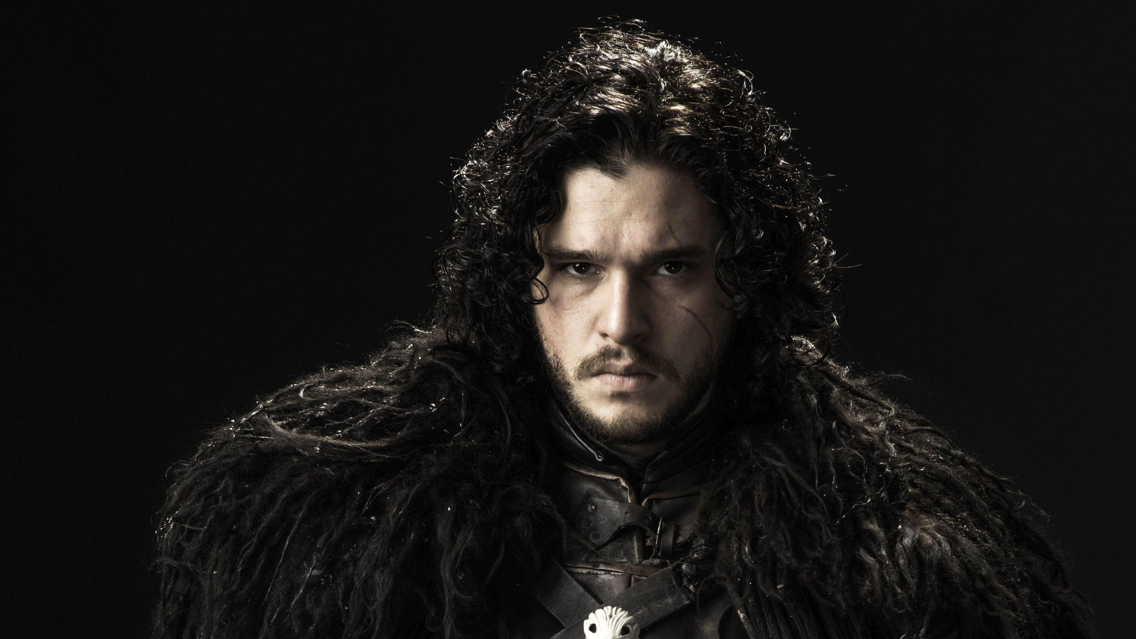 Kit Harington Jon Snow Game Of Thrones Wallpapers Hd Wallpapers