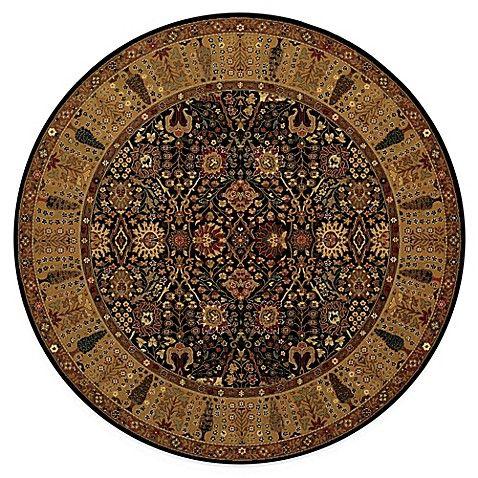 Popular Bath Mosaic Bath Rug Collection Black