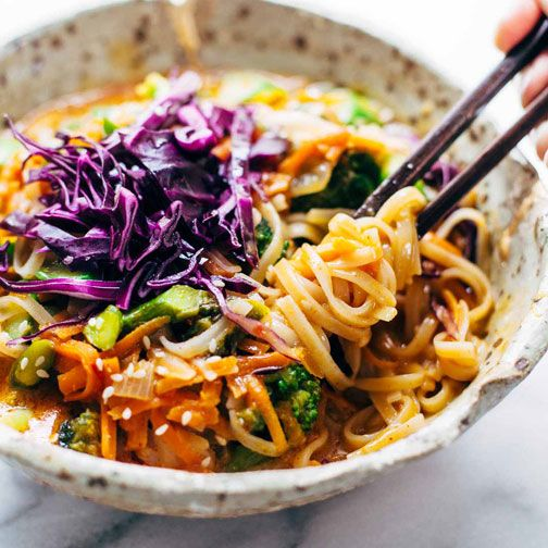 Looking for Fast & Easy Asian Recipes, Main Dish Recipes! Recipechart has over 5,000 free recipes for you to browse. Find more recipes like Bangkok Coconut Curry Noodle Bowls.
