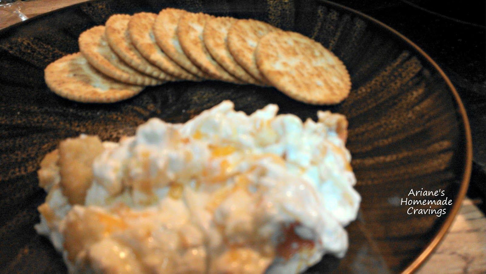 Ariane's Homemade Cravings: Cheesy Jalapeno Popper Dip
