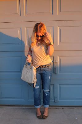 boyfriend jeans  sincerely, truly scrumptious