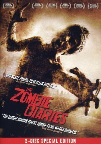 The Zombie Diaries (2006) | Zombie Movies in 2019 | Best horror