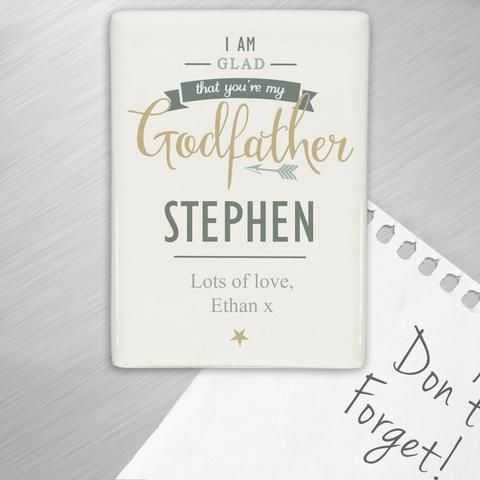 Gift Personalised I Am Glad Father Fridge Magnet Vivabop Http Www Co Uk Products