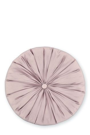 Buy Dusky Pink Round Cushion from the Next UK online shop ...