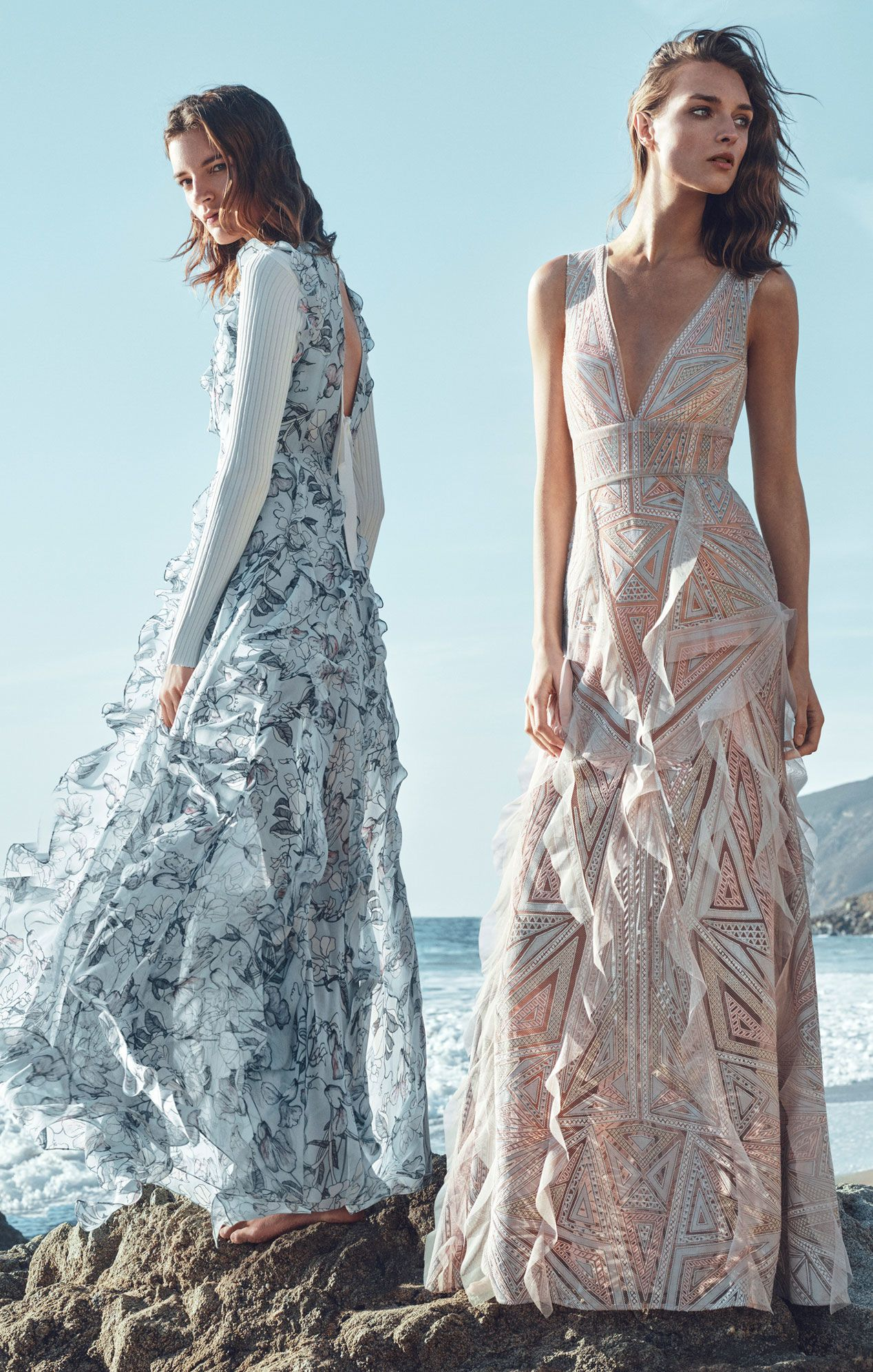 Aislinn Lace Print Gown | Prom | Pinterest | Printed gowns, Lace ...