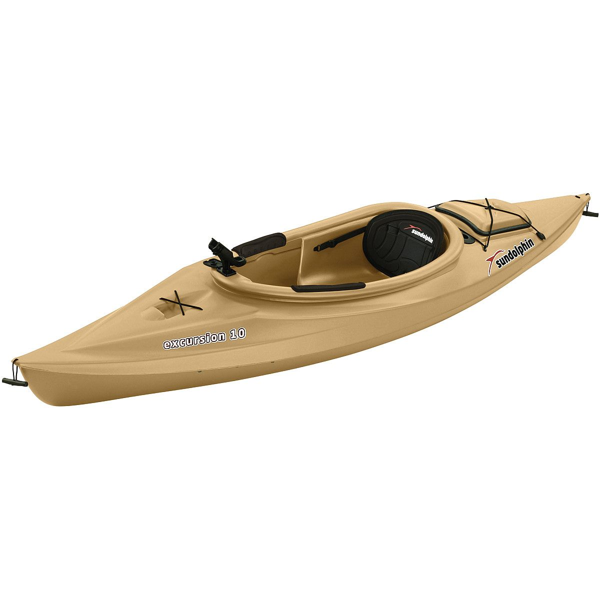 Sun Dolphin Excursion 10 Sit In Fishing Kayak A Sit In For