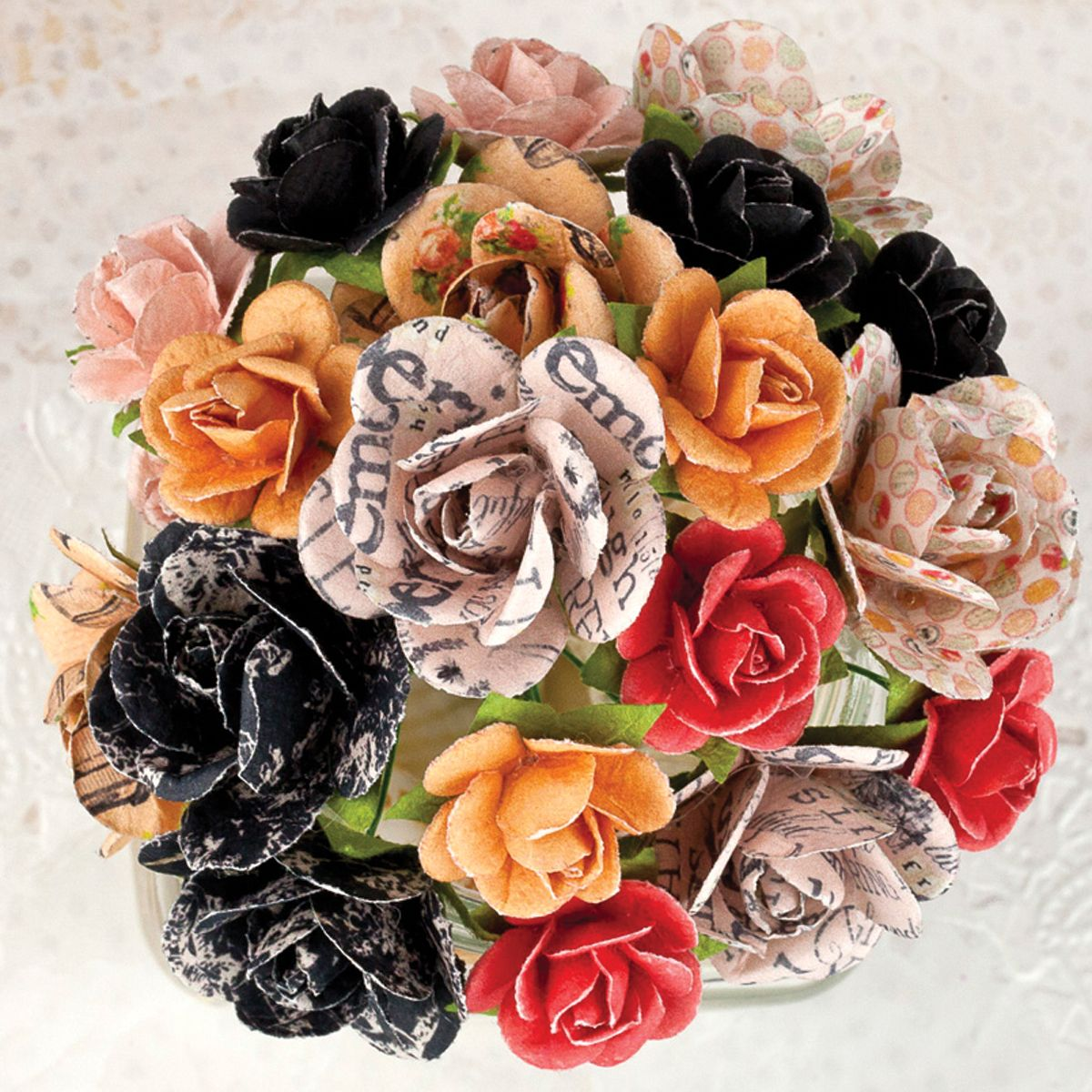 Outstanding Paper Flowers Evanescence Collection Wedding And