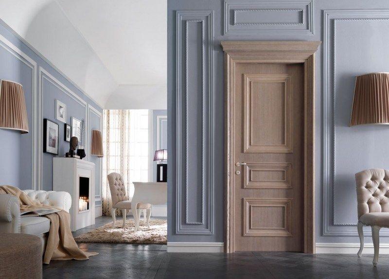 Interior Door Designs Modern Interior Amantea Classic Wood