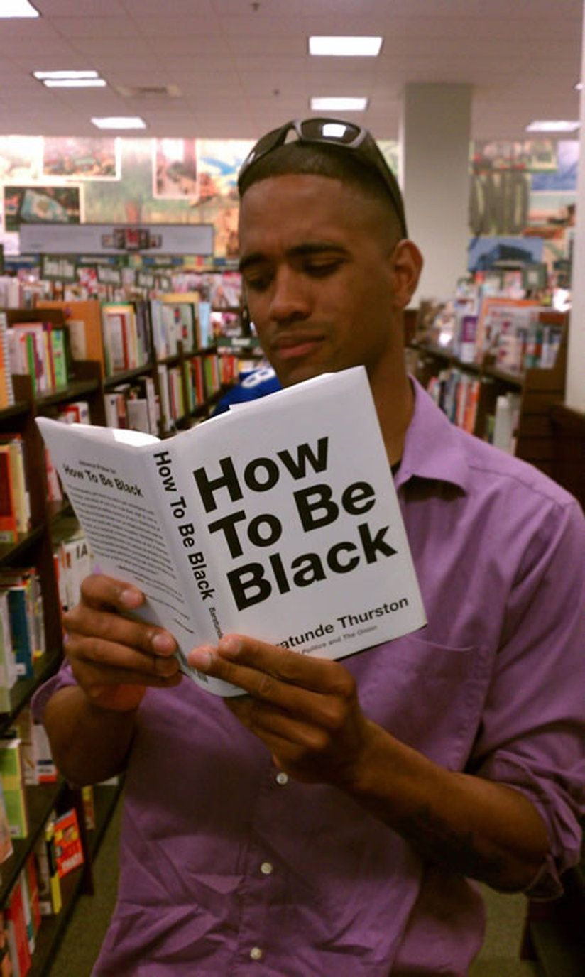 How To Be Black - AfroBougee - For Proud Africans