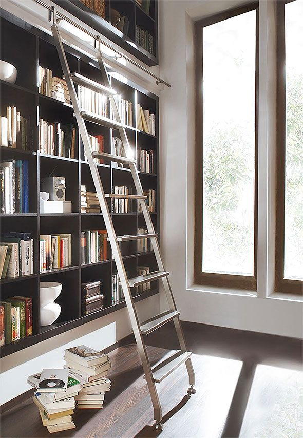 Ladder Hook And Rail Google Search Bookshelves