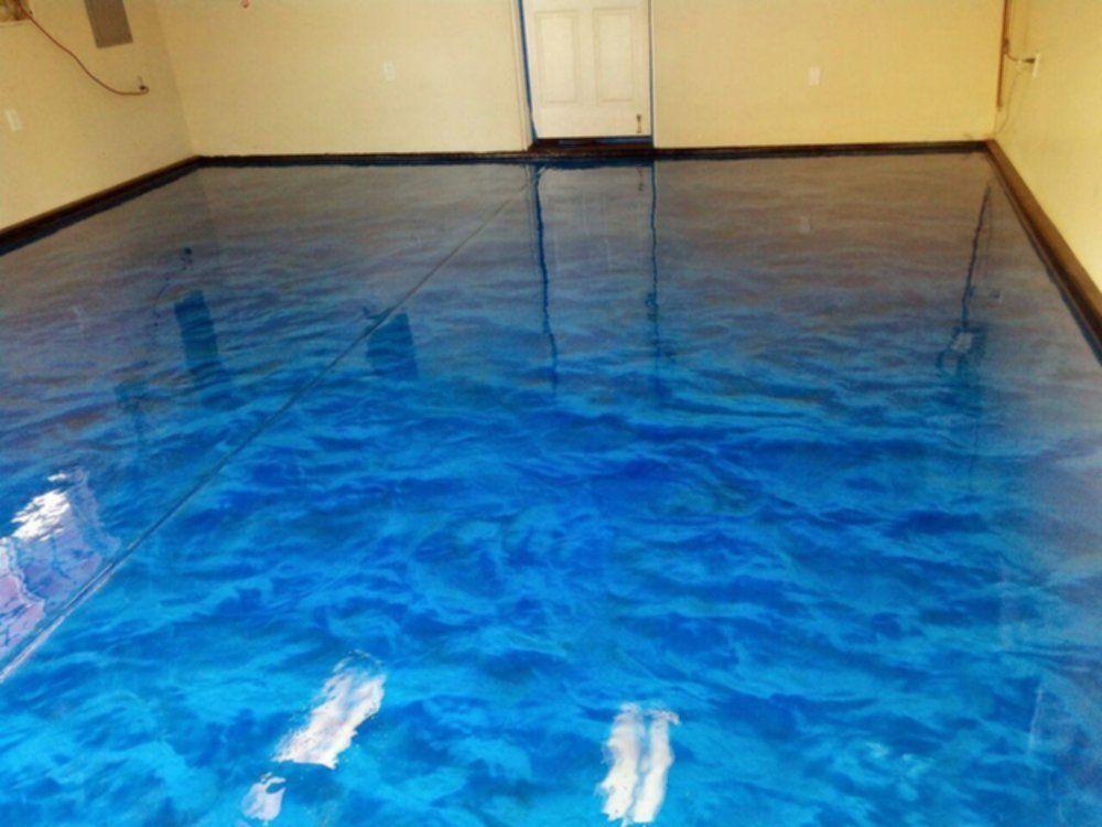 Epoxy Floor: Epoxy Floor Ocean