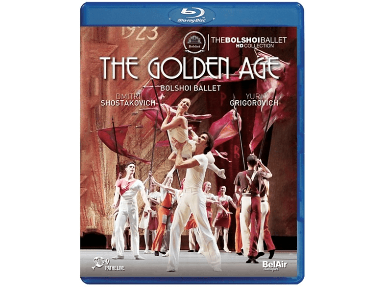 The Bolshoi Ballet - The Golden Age [blu-ray]