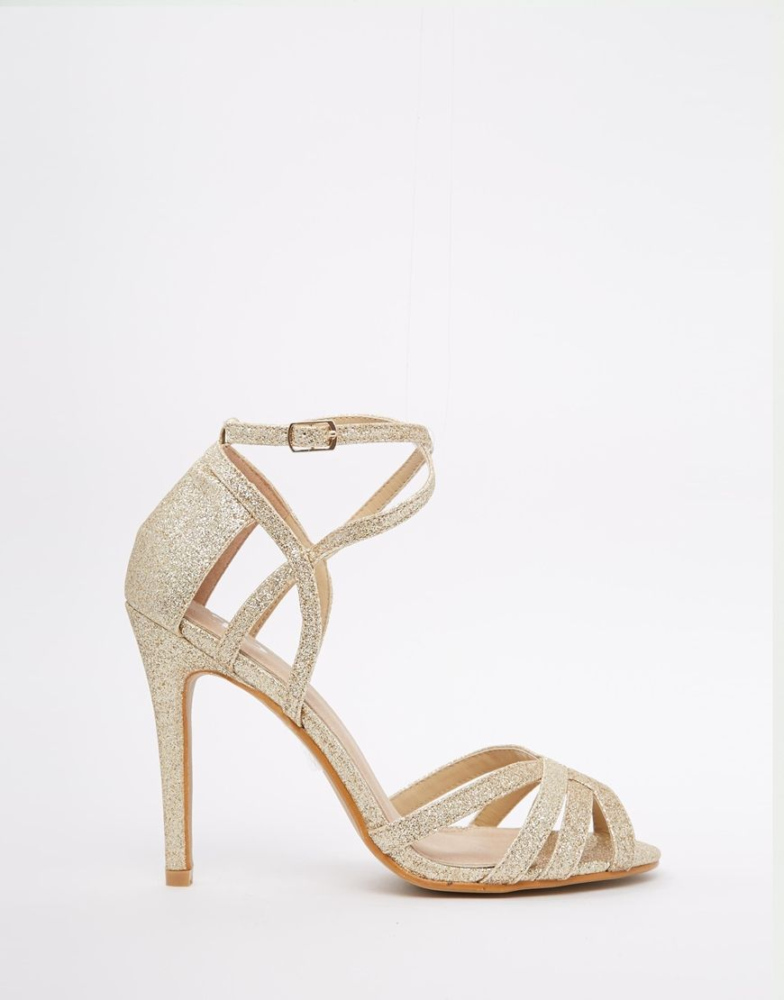 Sandales hautes à brides en cuirJonak H8IZWGqK