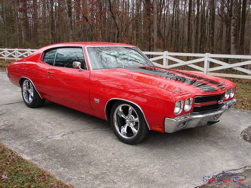 1970 Chevrolet Chevelle for sale at SelectClassicCars.com in Hiram ...