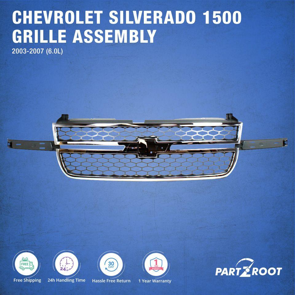 2003-2007 Chevrolet Silverado 1500 Classic Silverado 1500