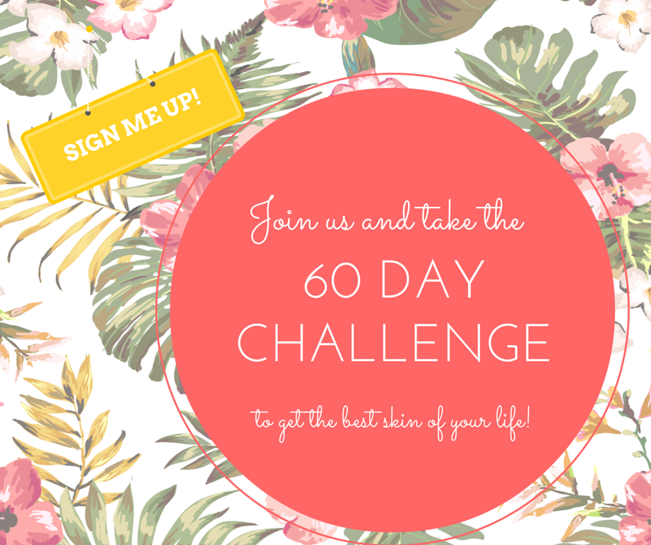 YOU are invited to join me and 20 friends to take the 60 Day Best Skin of Your Life Challenge. Purchase your personalized Rodan+Fields regimen in August, use it in September and October and be on your way to the best skin of your life!   No matter what your skin concerns are, Rodan+Fields has a product for you!   PLUS..everyone taking the challenge will be entered in a drawing to win the cost of their regimen back in CASH from me in November!
