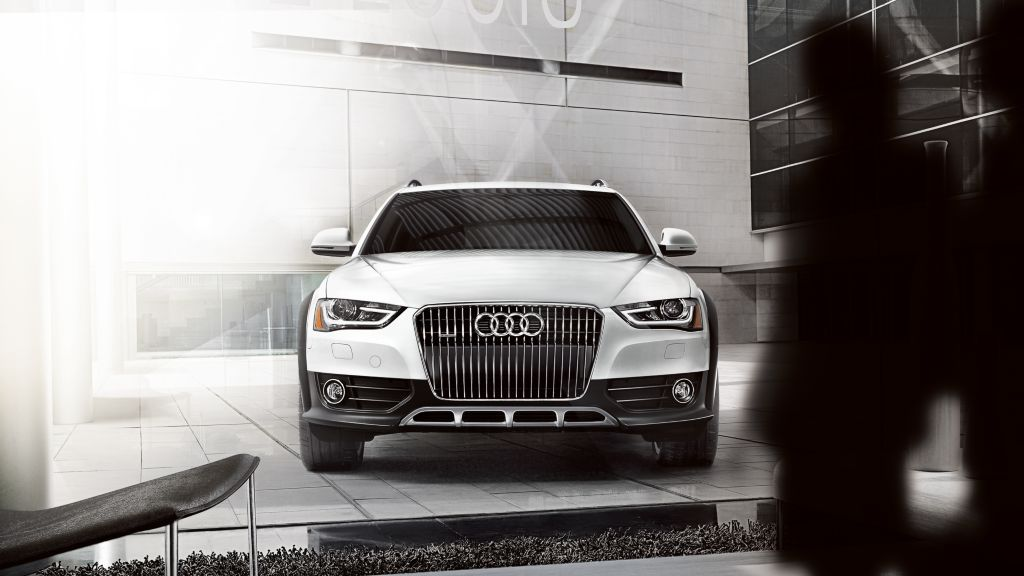 A Wide Stance Flared Fenders And Chiseled Good Looks Hint At The - Carousel audi
