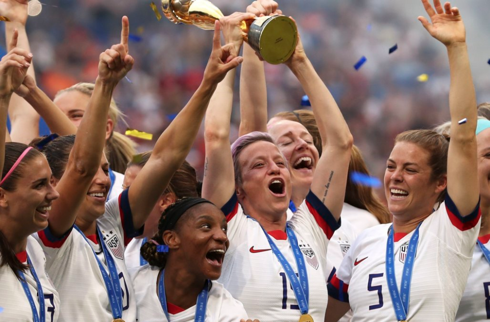Trump Celebrates Uswnt World Cup Victory On Twitter In 2020 Uswnt World Cup Fifa Women S World Cup