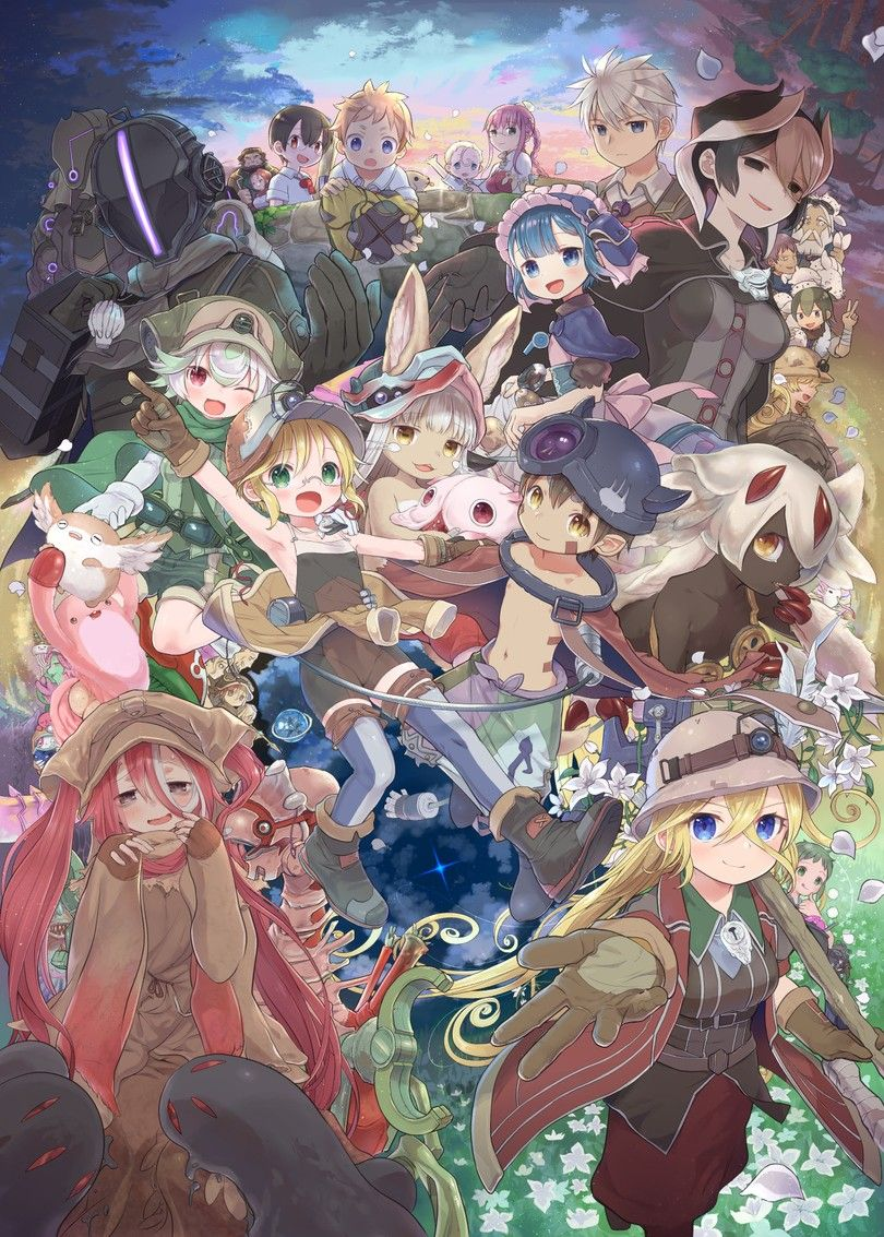 Pin By Klage Kitty On Made In Abyss Anime Anime Images Anime Art