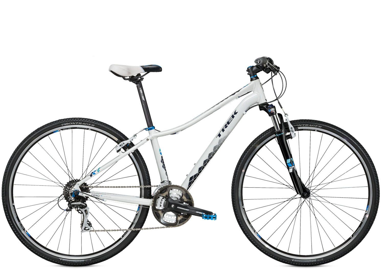 Neko Is A Perfect Hybrid Part Refined Women S City Bike Part