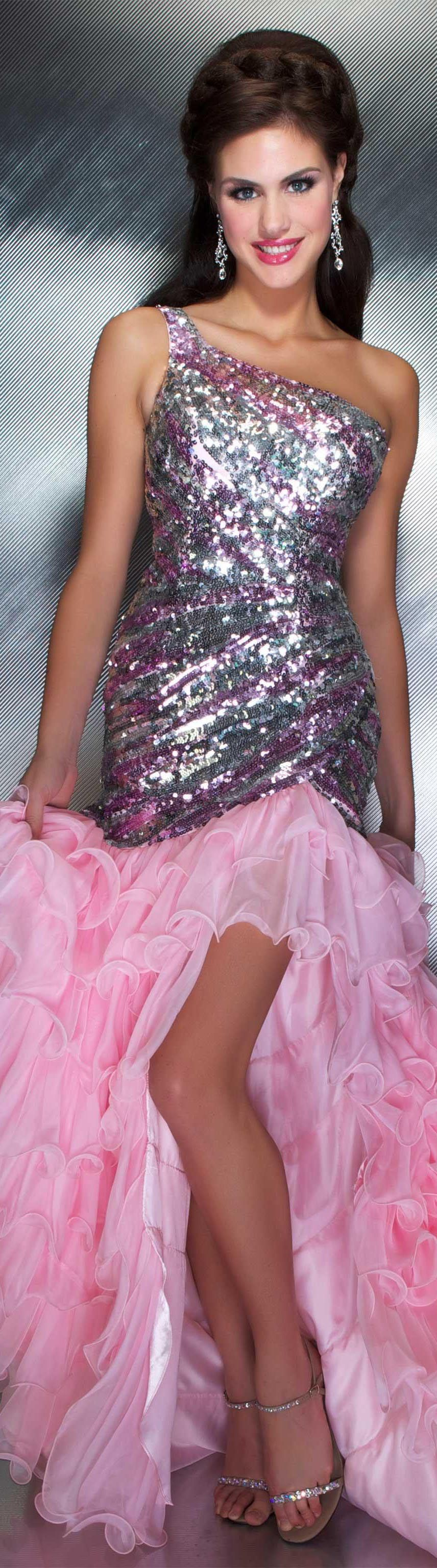 Mac Duggal couture | Fashion | Pinterest | Brillo, Vestidos color ...