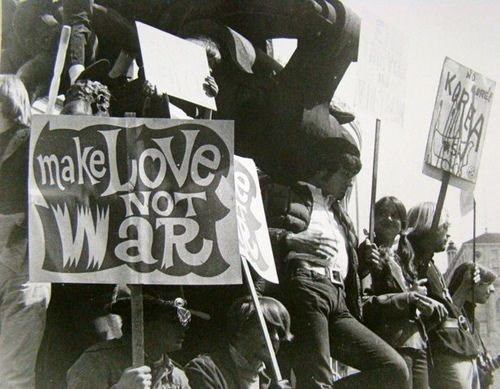The anti-war movement in the West - alphahistory.com