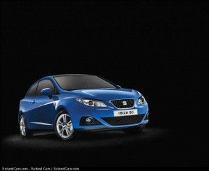 2008 Seat Ibiza With 7Speed DSG Gearbox - http://sickestcars.com/2013/05/20/2008-seat-ibiza-with-7speed-dsg-gearbox/