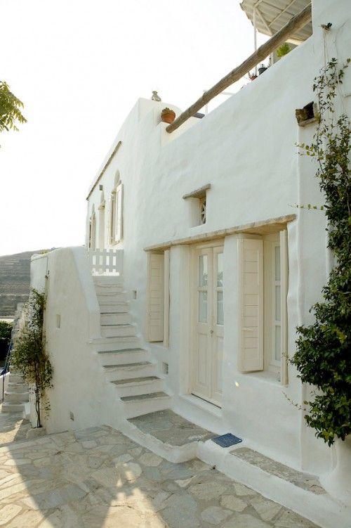 Modern Greek Houses House Design Ideas Xcanatun Pinterest