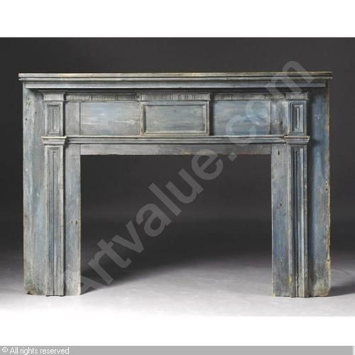 old painted fireplace mantel pictures | Paint Fireplace Mantel ...