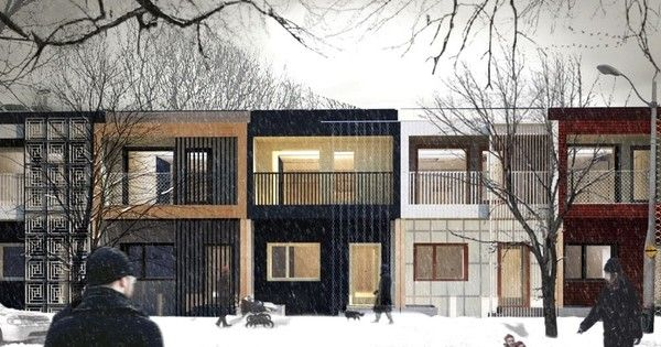 @Xiane @InPraiseofMen Deep Performance Dwelling built in Montreal for Solar Decathlon China 2018 https://link.crwd.fr/2COB