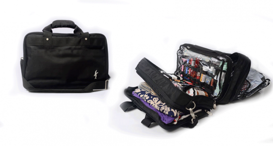 Expanded Freedom Bag The Is Great For Short Business Trips Or A