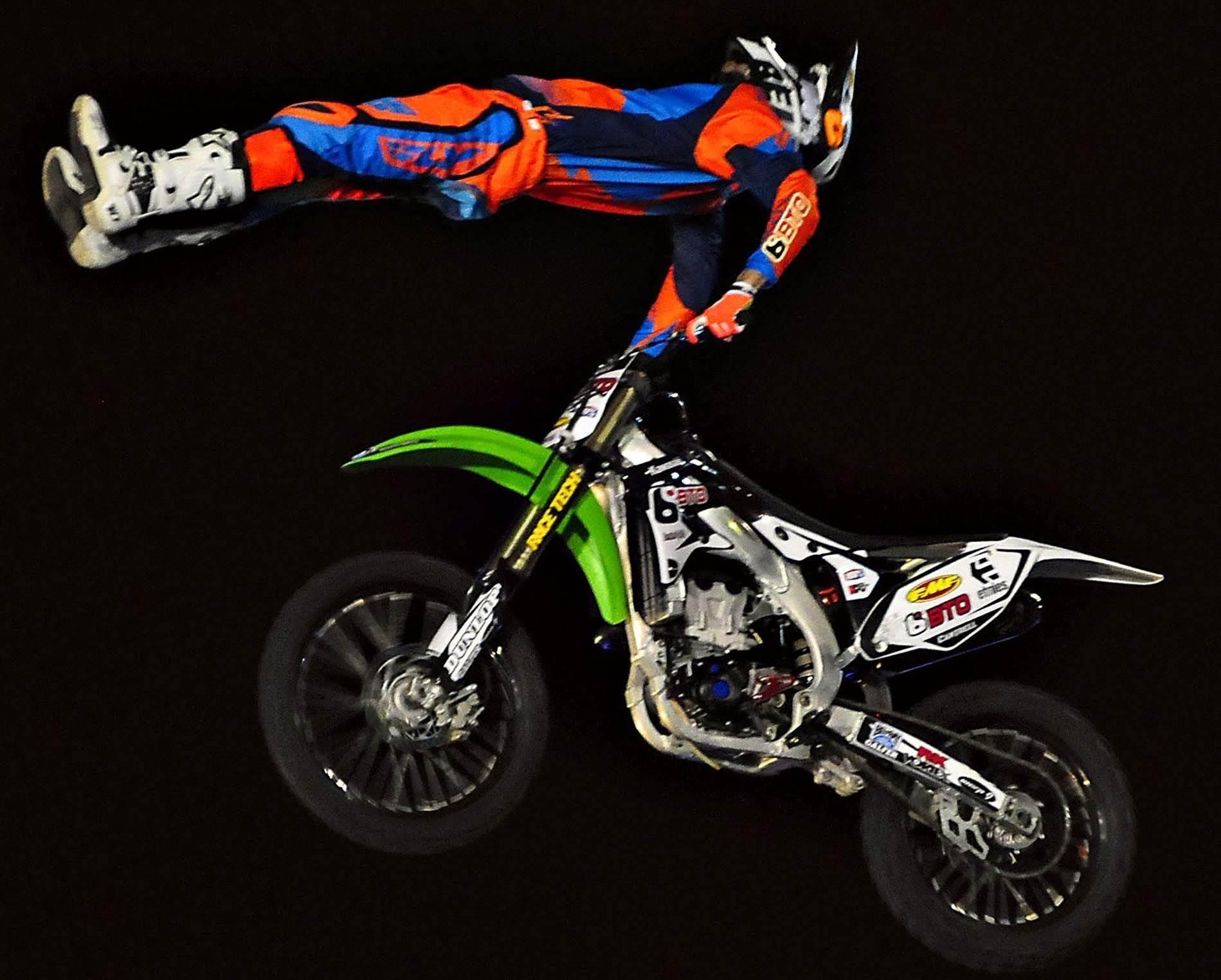 Freestyle Dirtbike Motocross Moto Bike Extreme Motorbike Dirt High