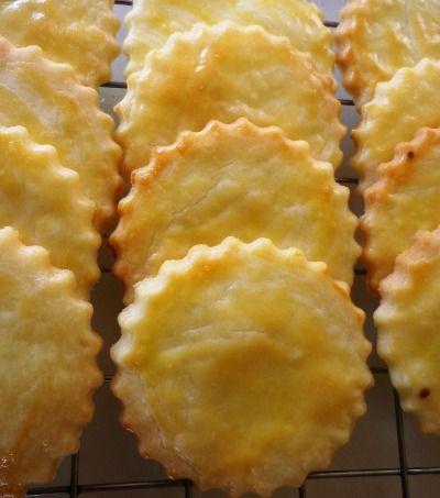 Pate Sablee cookies