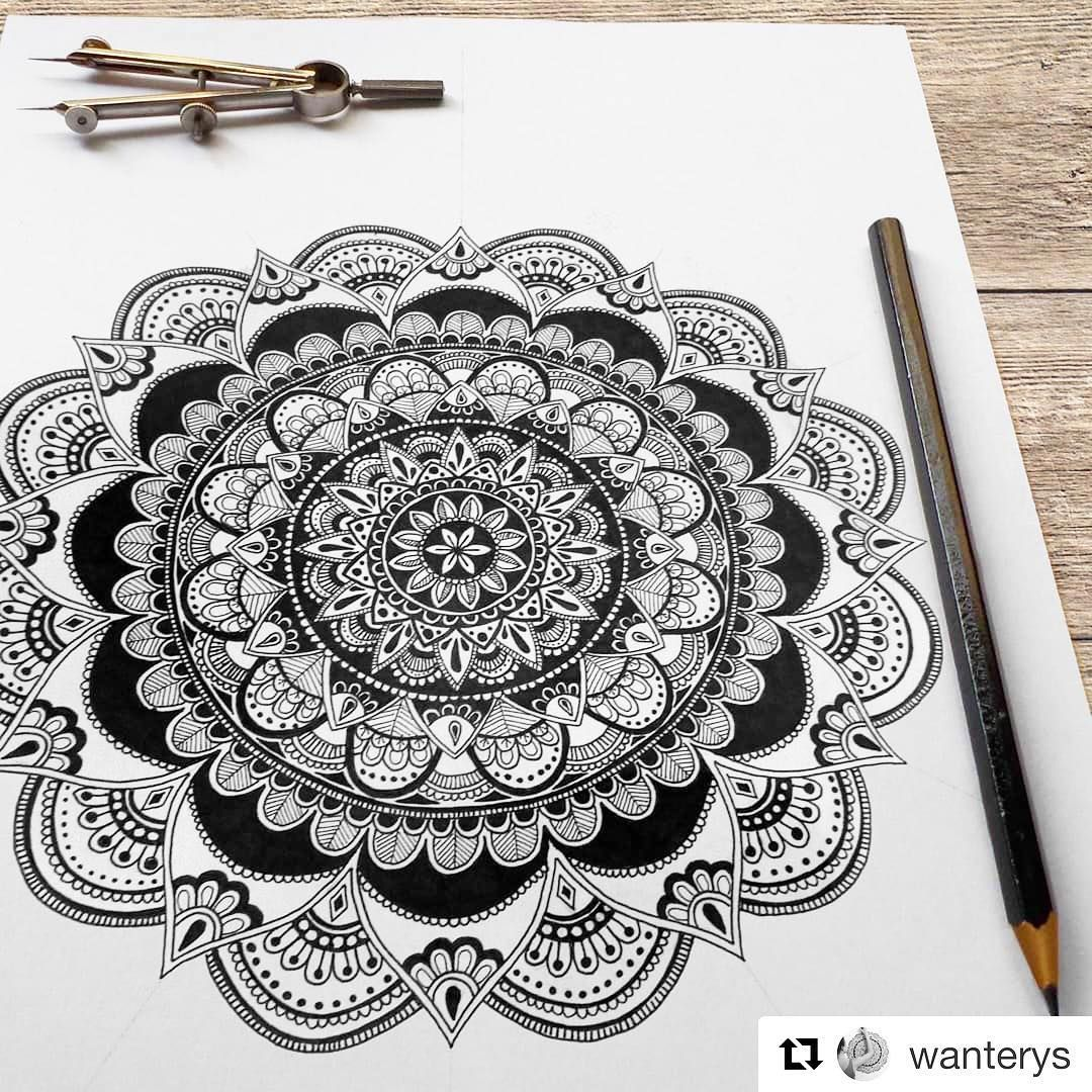 11 7k Followers 786 Following 2 087 Posts See Instagram Photos And Videos From Mandala Sharing Page I Love Sha Mandala Design Art Mandala Mandala Drawing