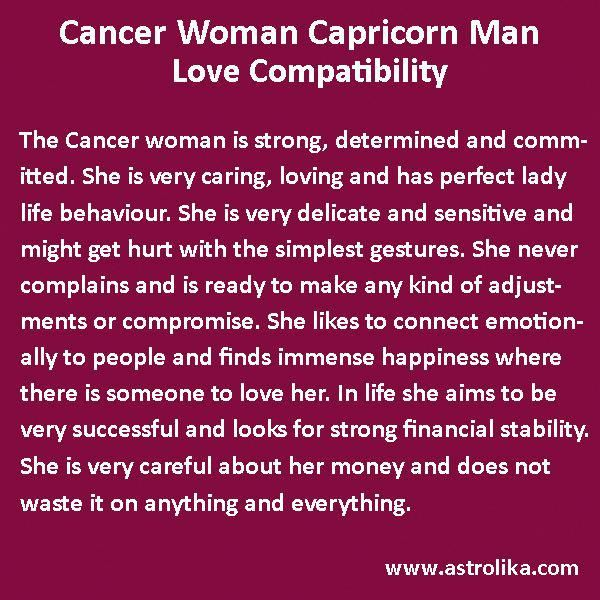 Cancer Woman And Capricorn Man Love Compatibility  -8629