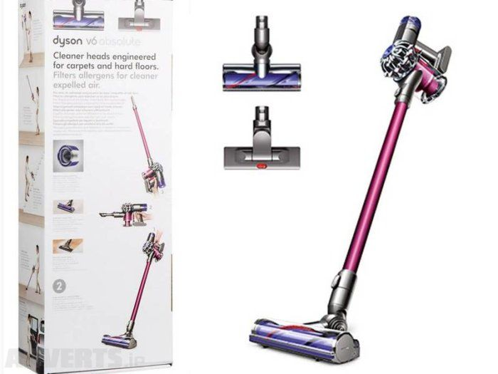 Dyson V6 The Best Stick Vacuum In The Market The New Dysonv6 Is Way Better Than Its Earlier Model Stick Vacuum Dyson Vacuum Cleaner Good Vacuum Cleaner