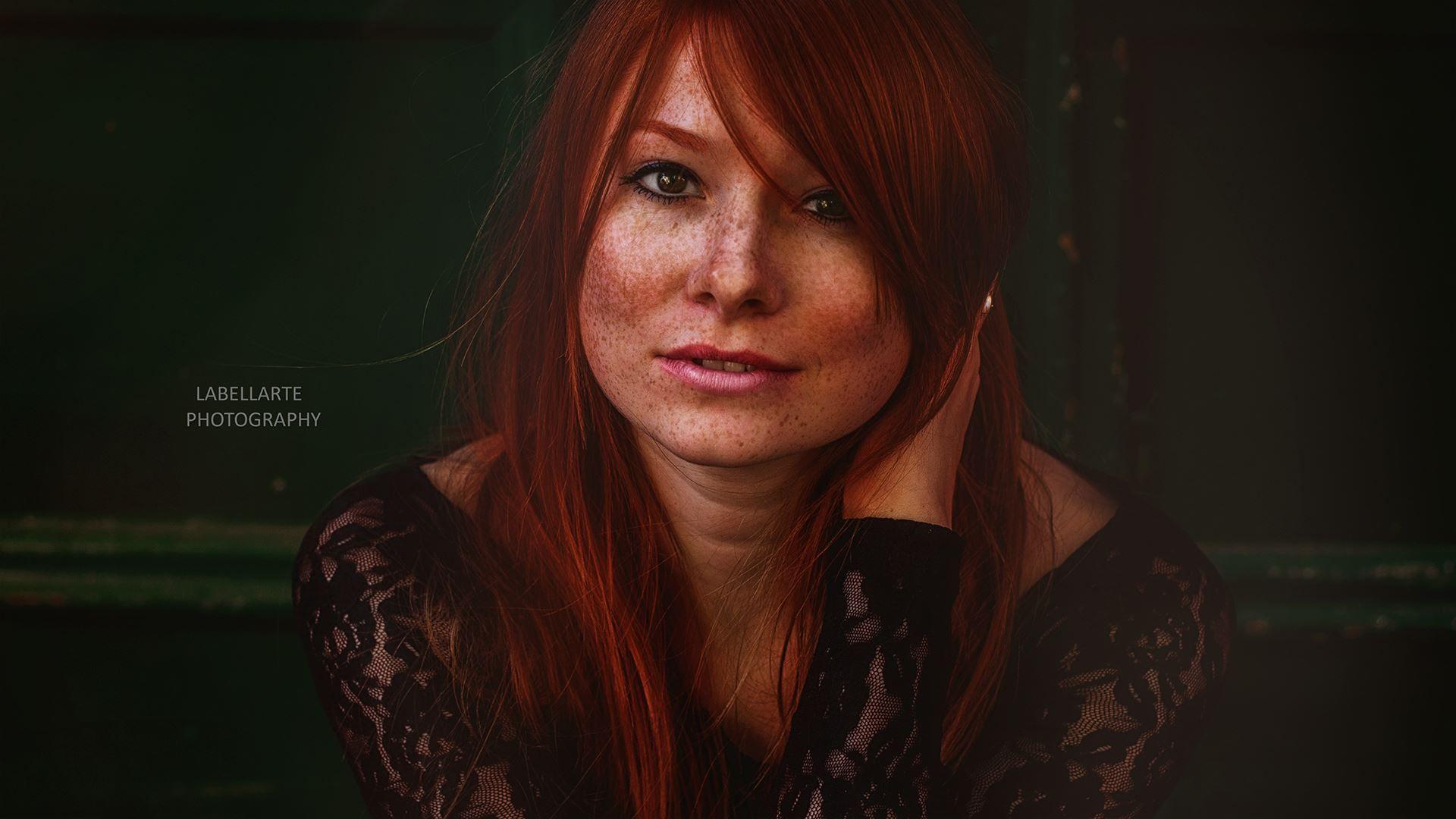 Fascinating German Redhead